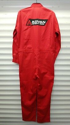"""advan Sports Team"" Coverall By Advan 