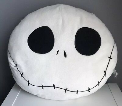 Disney The Nightmare Before Christmas Jack Skellington Cushion Pillow