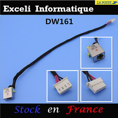 DC Power Jack Socket and Cable Wire C204 FO Acer Aspire 5553 5745 ZR8 5820T 5820
