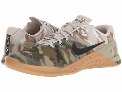 check out 01003 5f420 Nike Metcon 4 Camo Gum Camouflage Cross Training Mens All NEW
