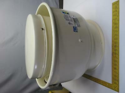 Greenheck Centrifugal  Industrial Sidewall Mounted Exhaust Fan 115 V 1725 RPM 1/