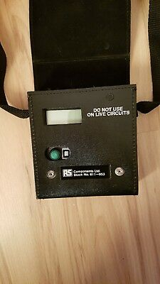 RS M210 Low ohm meter