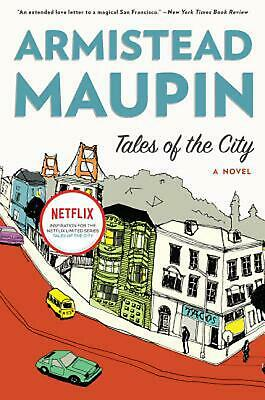 Tales of the City by Armistead Maupin (English) Paperback Book Free Shipping!
