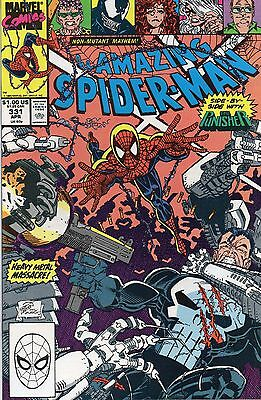 Marvel The Amazing Spiderman #331 (Apr. 1990) High Grade