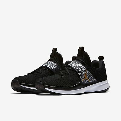 size 40 189a2 e8d0f Nike Air Jordan Trainer 2 Flyknit Men s Shoes  Size 11  921210-021 Black