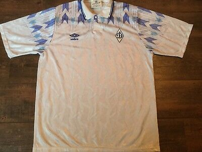 1993 1994 Dynamo Moscow Home Football Shirt Adults XL Jersey