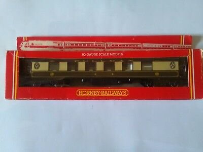 BOXED HORNBY R.223 1st CLASS  PULLMAN COACH / CARRIAGE - EXCELLENT