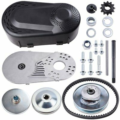 "BestEquip Go Kart Torque Converter Kit Clutch 3/4"" 12T for 35 Chain 30 Series WX"