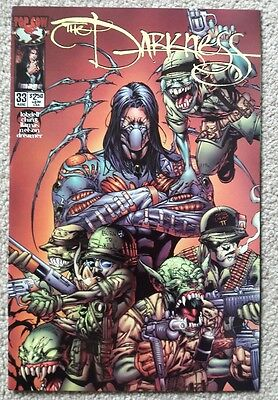The Darkness Issue 33 (1996) First Print
