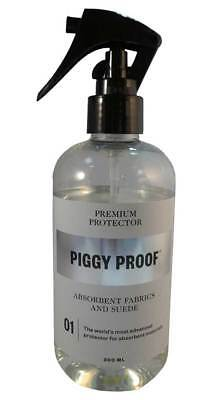 Piggy Proof Premium Protector - Absorbent Fabrics and Suede