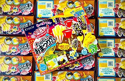 Kracie Popin Cookin, Mintia Grape & Ramune Candy. CLEARENCE FOR SALE