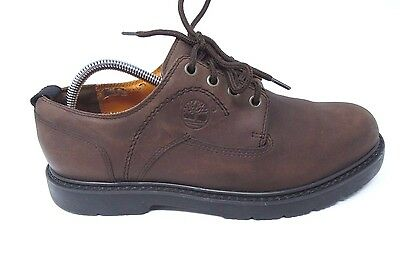 TIMBERLAND HEAVY LEATHER Waterproof Oxford Shoes Men's 10.5