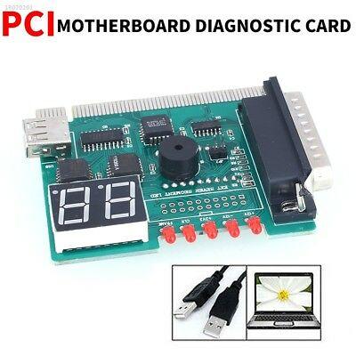 PCI Analyser Diagnostic Card Motherboard Inspection Card Stystemboard 507ABEB