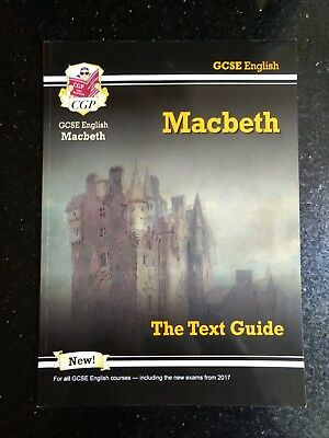 Grade 9-1 GCSE English Shakespeare Text Guide - Macbeth