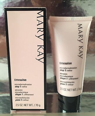 Mary Kay Timewise Microdermabrasion Plus Set Bnib New With Pore