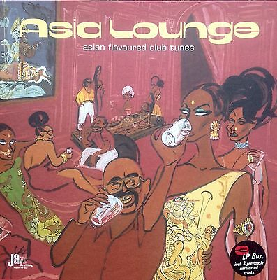 Various: Asia Lounge (Asia Flavoured Club Tunes) Vol.1