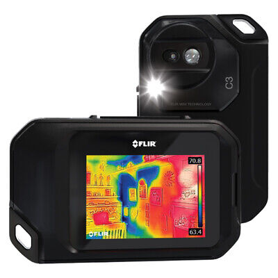 *NEW* Genuine FLIR C3 Pocket-Sized Thermal Camera with WiFi / UK Approved