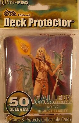 Deck Protectors - Ultra Pro - 50 Bustine Standard Gallery - Caldwell - Nuovo !!!