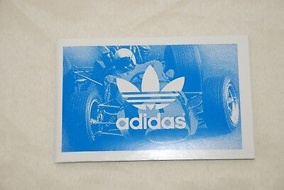 ADIDAS Good Year Driving Package 03 Book Booklet Racing History Formula GT Auto