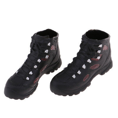 1/6 Scale Man Fashion Ankle Boots Hiking Shoes for 12'' Phicen Kumik Doll