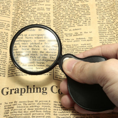 10x Pocket Hand Sized Monocle Magnifying Magnifier Foldable Loupe Glass Loop