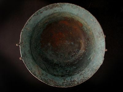 Very Old & Most Rare Ancient Bronze Pot Beautiful Cheap Price Don't Miss!*