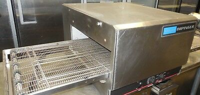 Used! Lincoln Impinger #1301-8 - Electric Conveyor Pizza Oven, Counter Top, 208V