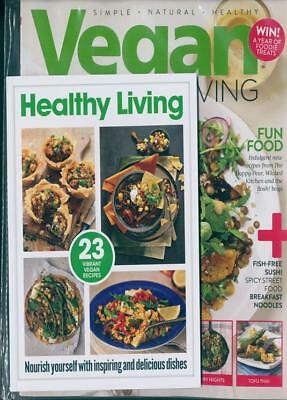 Vegan Living Magazine #18 - May 2018 ~ New ~