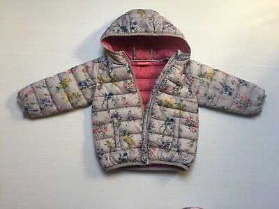 4f2702927 GIRLS BABY NEXT Jacket Coat 12-18 Months - EUR 16
