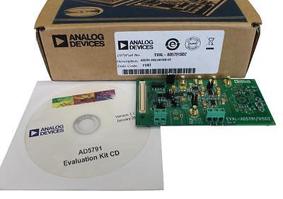 Data Conversion Development Kits - AD5791 DAC EVALUATION BOARD