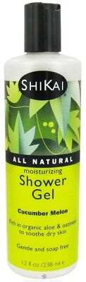 Shikai - Moisturizing Shower Gel Cucumber Melon - 12 fl. oz.