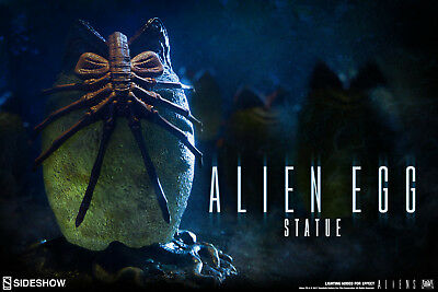 Sideshow 200526 Petal-like 5 Inches Statue Alien Egg New