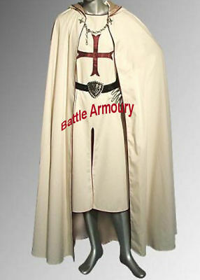 MEDIEVAL WARRIOR Costume KNIGHTS Tunic WWE