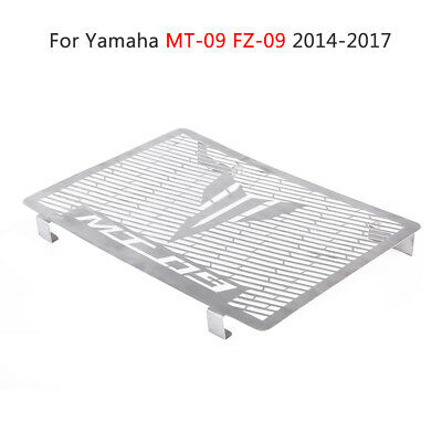 Mesh Radiator Grille Guard Cover Shield Protector For 15-17 YAMAHA MT-09 FZ-09