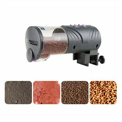 Automatic Fish Feeder Practical Food Dispenser Multi-functional Timer Feede J7A5