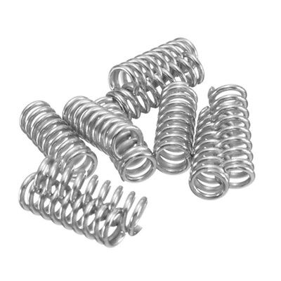 10pcs Leveling Spring Accessories for 3D Printer Extruder Heated Bed Ultima N6L7