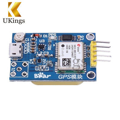 GPS NEO-6M UBLOX Satellite Positioning Module Board NEO 6M for Arduino  STM32 C51