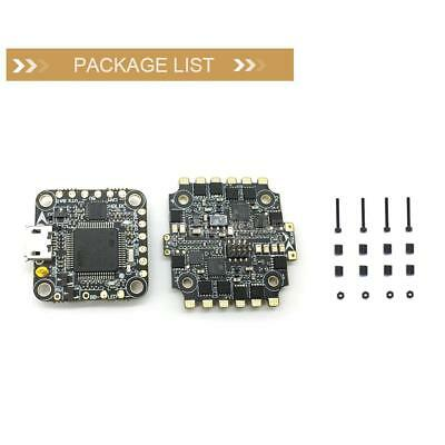 HGLRC XJB F428 2-4S 20*20MM OMF4-OSD Micro F4 Flight Controller with 4in1 ESC Elektrisches Spielzeug