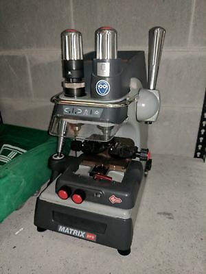 Silca Matrix Pro Key Cutting Machine - Used 3 Years Old, Great Condition