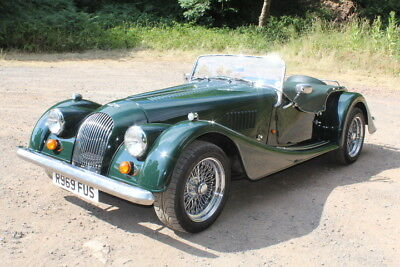 Morgan +8 3.9 V8 Convertible 2 seater for sale - lovely one owner car