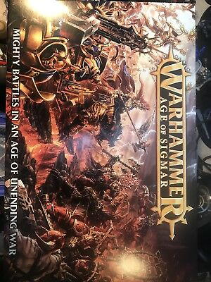 Original warhammer Age Of Sigmar Starter Set