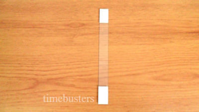 Clear Self Adhesive Shelf Wobbler Arms Wobblers Point of Sale Display 150mm