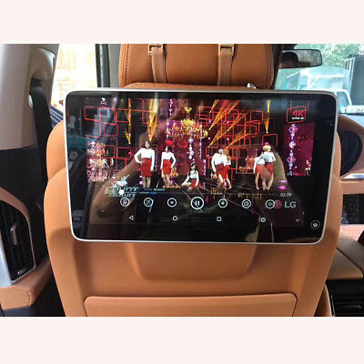 BMW Rear Seat Entertainment Headrest Android 6.0 System 11.6 inch Pillow Monitor