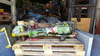 Lot of 3 Lincoln air operated pumps