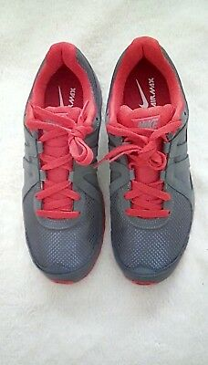 Details about NIKE AIR MAX Flyknit 360 Crimson Blue Black Running Training Shoes Mens Sz 11 15