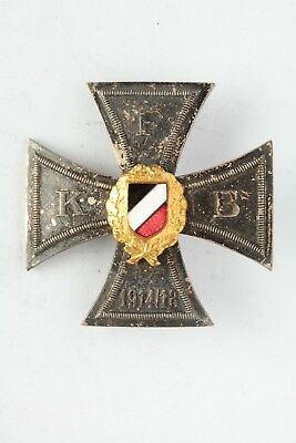 A WWI Honour Cross of the German Union of Frontline Soldiers _Original Badge