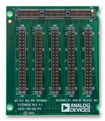 MCU/MPU/DSC/DSP/FPGA Development Kits - ADD-ON BRD EZ-EXTENDER 180PIN PRBE brd