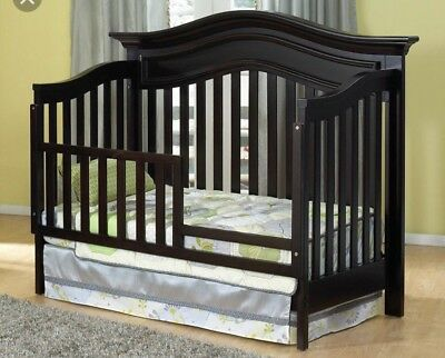 Baby Cache Heritage Crib, Toddler and Full -from Babies R Us Extra Pieces Incld