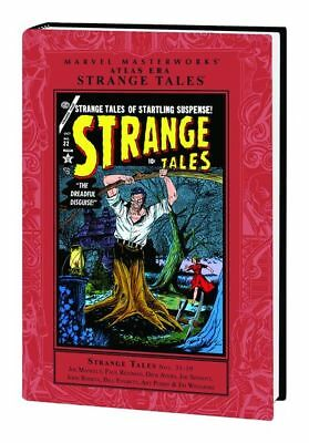 Marvel Masterworks Strange Tales Atlas Era 4 Hardback  sealed