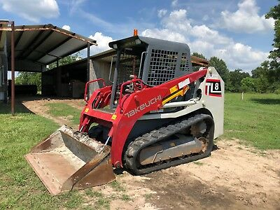 2015 Takeuchi TL8 Skid Steer with Tracks NICE UNIT! L@@K ! Financing + Shipping!